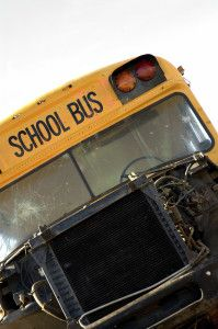 Negligence that cause School Bus Accidents