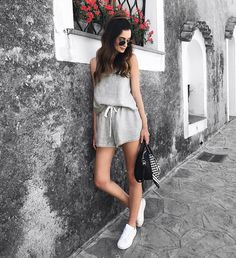 #Staplethelabel Playsuit, #Givenchyofficial Bag, #Adidas Sneakers  ❤ ❤  @ashleighdmello