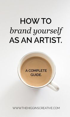 Before you have a brand, you have to decide what you're going to offer. This can be anything you want it to, but you MUST be incredibly clear on what it is. Think about the benefits as well as the results. What will people feel when they have your product, how will people identify themselves, and what will people think of themselves once they buy. For example, you make ceramic mugs. But really help people build and invest in their homes with handcrafted drink vessels. They feel cozy and at…