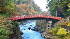 Nikko Travel: Shinkyo Bridge
