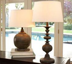Watson Table & Bedside Lamp Base