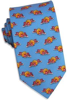 In the spirit of NCAA Final 4 - Hoop Dreams Mens Necktie