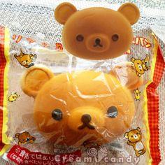 rilakkuma jumbo super bun bread squishy rare rilakkuma squishy kawaii cute stuff