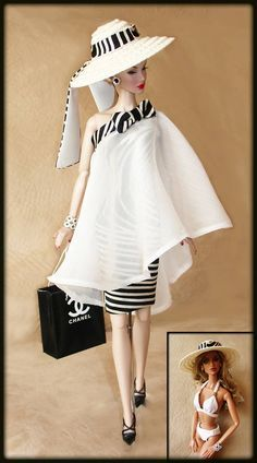 coco chanel doll dresses barbie - Google zoeken