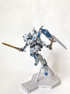 Gundam Bael, Robots, Robot