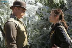 """Neal McDonough and Hayley Atwell in """"Marvel's Agent Carter"""" on ABC. She may have wobbled slightly in last week's episode, but Agent Carter is back Marvel News, Mcu Marvel, Agent Carter Costume, Dum Dum Dugan, The Howling, London Girls, Hayley Atwell, Peggy Carter, Fantasy Films"""