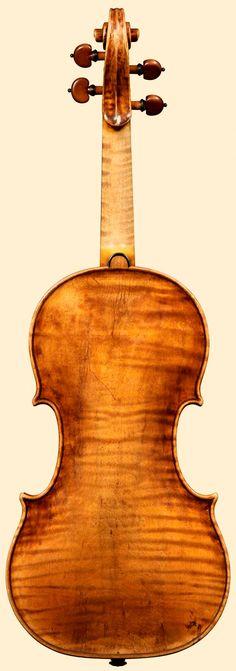 Antonio Stradivari, 1666   Tarisio