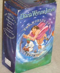 The Worlds of Chrestomanci Box Set Diana Wynne Jones Paperback 2001 Ed Diana, Lunch Box, World, Ebay, Bento Box, The World