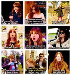 I love Karen