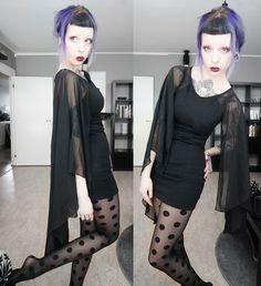 Work outfit by Angelica/Murderotic