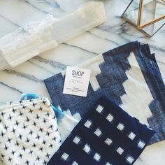 shopping @stowboutique this morning for #smallbusinesssaturday! and it's motivating me to work on some new @shopmodernsequins goods.