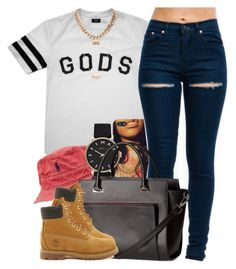 """GODS"" by oh-aurora ❤ liked on Polyvore featuring Polo Ralph Lauren, Marc by Marc Jacobs, H&M, Timberland and ASOS"