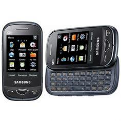 Samsung B3410W Chat Titan Grey