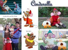 Cinderella costumes  (via The Weisse Guys)