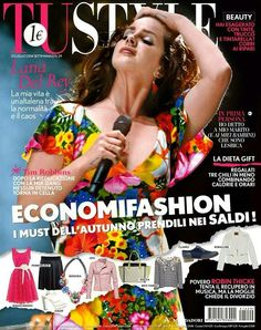 Lana Del Rey on the cover of TuStyle Magazine #LDR