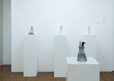 Gallery惺SATORU「 雨奇晴好」2014-Nanako Ishida (glass)