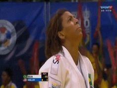 Rafaela Silva: Medalha de ouro e título mundial de judô - Clique e veja aqui