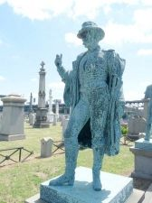 Calvary Cemetery's Civil War memorial is owned and operated by the NYC Parks…