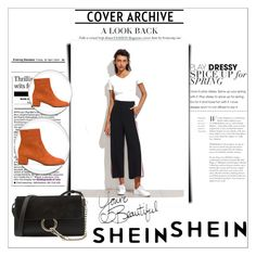 """""""Shein"""" by revengee ❤ liked on Polyvore featuring Chloé and L'Autre Chose"""