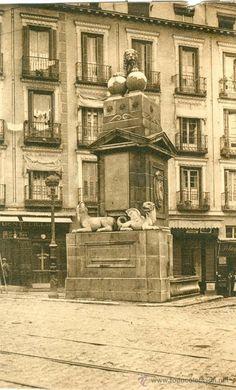Antigua foto de MADRID