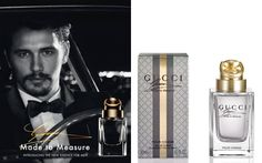 Fragrance News: James Franco Still Dreamy In Gucci 'Made To Measure' | Out Magazine