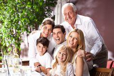 Por Dentro... em Rosa: Hábitos que ajudam a manter a família unida