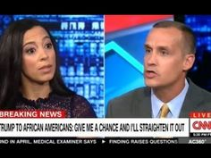 CNN Panel Erupts Over Trump's Intentions When He Reaches Out to Black Pe...