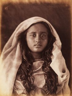 Julia Margaret Cameron's Victorian portrait photography – in pictures Young Ceylonese woman plantation worker, Julia Margaret Cameron Photography, Julia Cameron, History Of Photography, Vintage Photography, Portrait Photography, Portraits Victoriens, Modern Portraits, John Herschel, Victorian Portraits
