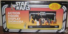 ToyzMag.com » Star Wars Action Figure Display Diorama Le revival du vintage