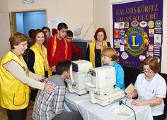 Istanbul Kalamis Korfez and Istanbul SahrayicediIIstanbul Kalamis Korfez Lions Clubs (Turkey) | Organized a youth vision screening.