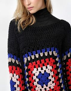 Ravelry: DOT COTTON SWEATER pattern by Wool and the Gang