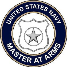 USN MASTER AT ARMS | Good ole days | Pinterest | Masters and My ...