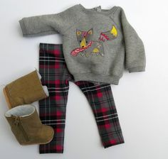 Hey, I found this really awesome Etsy listing at https://www.etsy.com/listing/467292548/18-in-doll-clothes-2-piece-sweatshirt
