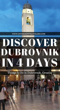 Dubrovnik is an amazingly intact walled city on the Adriatic Sea coast in the south of Croatia. Discover the best attractions and things to do in Dubrovnik. Europe Travel Tips, European Travel, Travel Advice, Asia Travel, Places To Travel, Places To See, Travel Destinations, Travel Route, Travel Icon