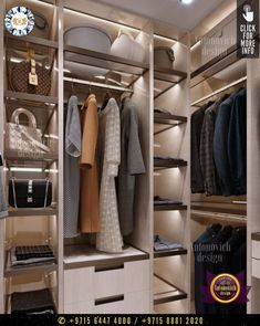 What is the most important in every Wardrobe interior design setting is that it should always have the most organize and easy to clean the area wherein all the best things that we really love will be kept and preserve in the proper order. #luxurydesign #luxury #luxurylifestyle #luxuryhomes #luxuryfurniture #luxurylife #luxurywardrobe #wardrobe #wardrobeideas #wardrobedoors #wardrobeorganization #dressingroomideas #furniture #furnituredesigns #dressingroomdesign Wardrobe Interior Design, Room Interior Design, Luxury Life, Luxury Homes, Luxury Furniture, Furniture Design, Luxury Wardrobe, Wardrobe Organisation, Dressing Room Design