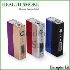 2015 Original Innokin Disrupter mod Innokincell Vaping Power System 2000mAh 50w Box Mod with 18650 Battery with 510 thread About Us we focus on offering you the most high-quillity electronic cigs,caring about your health,also.The toprate e-cigs provided in the most competitive price,we are  #Vape http://www.vaporgasme.com/produk/2015-original-innokin-disrupter-mod-innokincell-vaping-power-system-2000mah-50w-box-mod-with-18650-battery-with-510