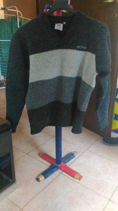 *Lotto 22*maglione come nuovo taglia M uomo della levis 80% lana asta parte da 10,99 euro
