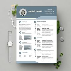 Resume Templates and Resume Examples - Resume Tips Resume Design Template, Cv Template, Resume Templates, Graphic Design Cv, Graphisches Design, Resume Cover Letter Template, Teacher Resume Template, Resume Tips, Resume Examples