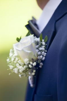 vedding folwer groom