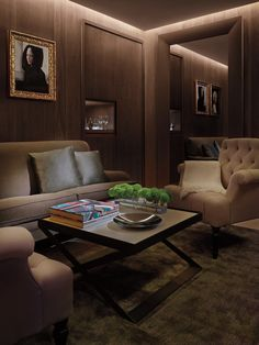 Lounge interior design by Ian Schrager from project The London Edition Hotel Style At Home, Edition Hotel, Lounge Suites, Relaxation Room, Living Spaces, Living Room, Living Area, Space Interiors, Home Fashion