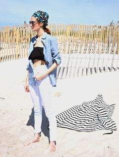 Taylor Tomasi Hill - beach style