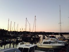 Inkoo harbor, Finland Archipelago, Finland, San Francisco Skyline, New York Skyline, Sailing, Coast, Nature, Travel, Candle