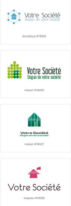 Création logo construction - logo maison Logo Construction, Slogan, Creations, Map, Home Tech, House, Location Map, Peta, Maps