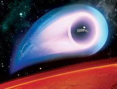 HELLBLOG: Bolha magnética vai proteger naves na reentrada