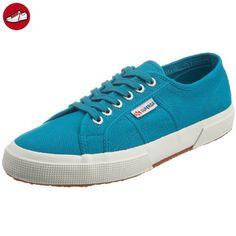 Superga 2750 Cotu Classic s000010, Herren Sneaker, blue caribe, 45.5 EU / 11