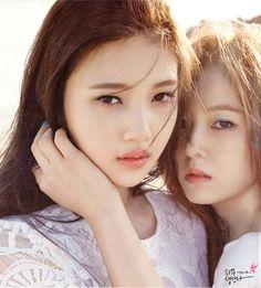 레드벨벳 Red Velvet - 조이 Joy & 아이린 Irene for 'High Cut'