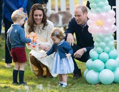 The royal family in Canada - Samir Hussein/Getty Images