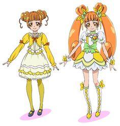 Alice Yotsuba aka Cure Rosetta <3