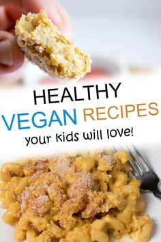 Whether you are looking for breakfast, lunch, dinner, dessert or snacks, these easy recipes are sure to please toddlers, kids, and teens. With healthy, plant based meals, it's easy to find delicious and fun options for the whole family.