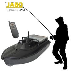 JABO-2AL-20A Pro Wireless RC Fish Finder Fishing Tackle Bait Boat Remote Control > Newest remote control toys shop